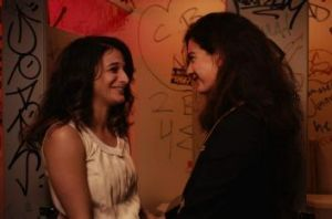 Dysfunctional: Donna Stern (Jenny Slate) and Nellie (Gaby Hoffmann) are on-screen best mates in Gillian Robespierre's ...