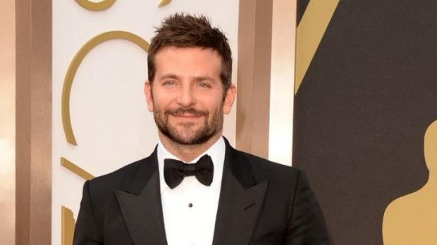 A front runner for the most eligible bachelor: Bradley Cooper.