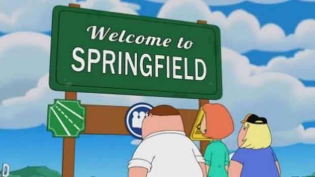 Brilliant opener that melded <i>Family Guy</i> and <i>The Simpsons</i> from the get-go.