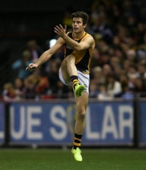 Top Tiger: Trent Cotchin has capped off a stellar year with his third Jack Dyer Medal.