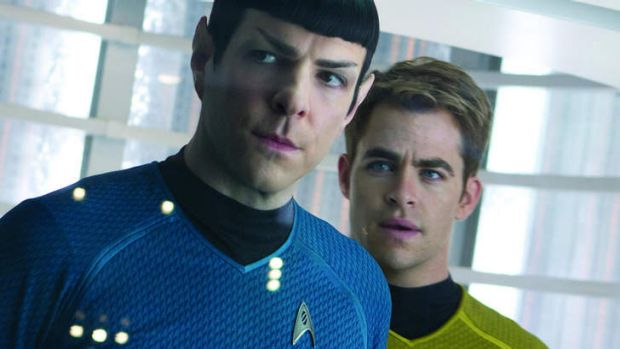 William Shatner is in talks to join the cast of <i>Star Trek 3.</i>