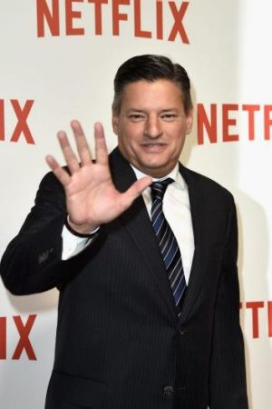 Netflix chief content officer Ted Sarandos.
