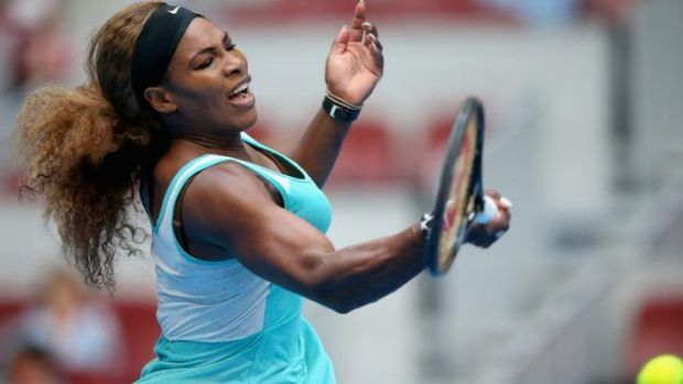 A-list: Serena Williams will feature in the Perth event.