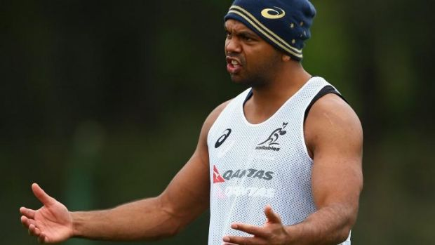 Kurtley Beale is available for selection against Argentina on Sunday (AEST)