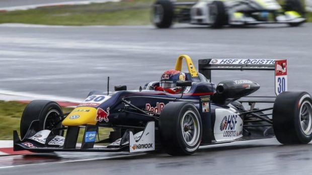 Verstappen has had a stellar season in Formula Three.