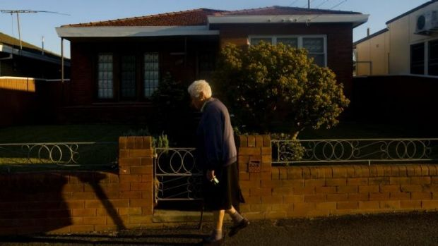 Reversal: The government's reverse mortgage scheme doesn't do anything for people drawing the full age pension.