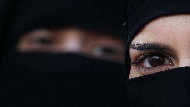 We need to be using the correct terminology for Islamic women's headscarves.
