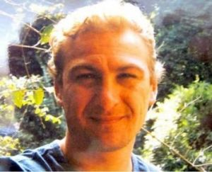 Murdered Gold Coast man Colin Lutherborrow.