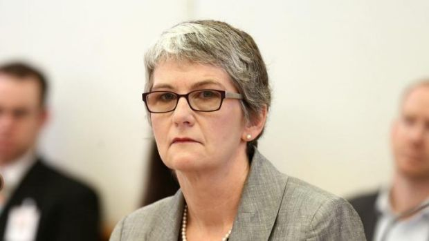 Experts such as Dr Vivienne Thom (pictured) have warned new national security laws could be applied to non-terrorism ...