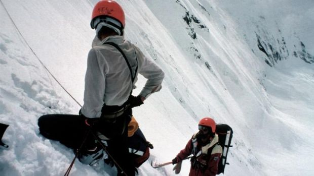 The first Australian expedition to reach the summit of Mt Everest in October 1984.