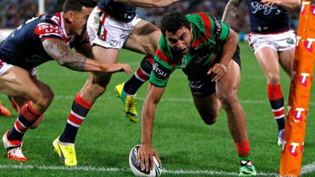 """Souths' semi-final win over the Roosters denied one punter the chance to close out a $500,000, 10-part """"multi"""" bet."""