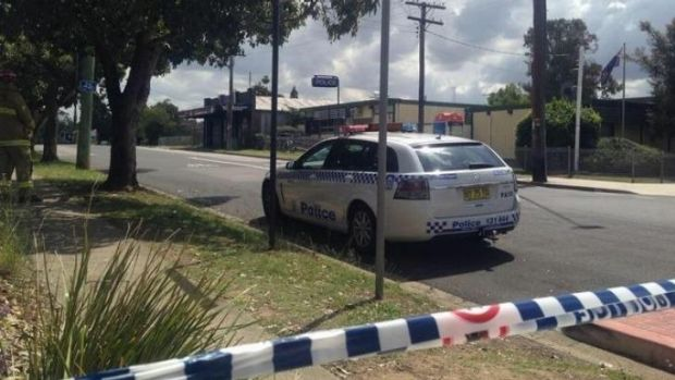 """They didn't know if it was a bomb"": Suspicious parcel that triggered bomb scare was sent by Victoria Police."