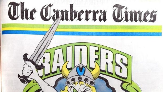 Promotion ahead of the 1989 grand final.