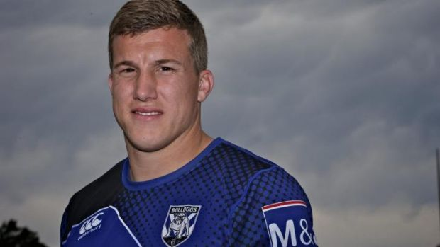 Hot property: Canterbury halfback Trent Hodkinson has had a stellar season at club and Origin level.