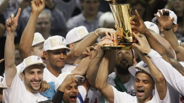 Patty Mills says he is getting back to business after the euphoria of winning an NBA championship.