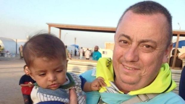 Executed by Islamic State: ... British man Alan Henning.