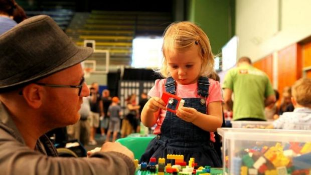 Lego fans like David Reynolds and Evabella Best come from a diverse range of backgrounds.