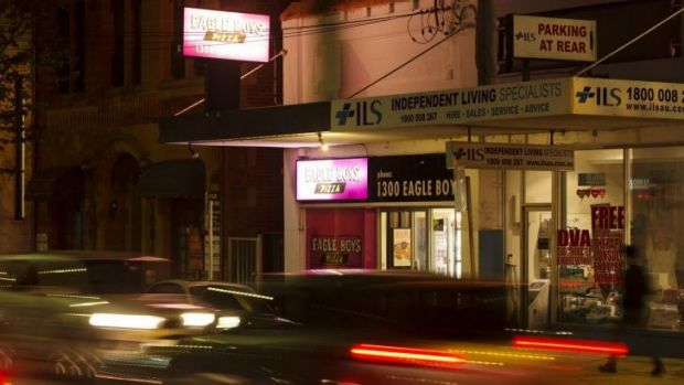 Pizza chain in legal battles: Franchisees claim Eagle Boys Pizza stopped radio, TV and letterbox advertising.