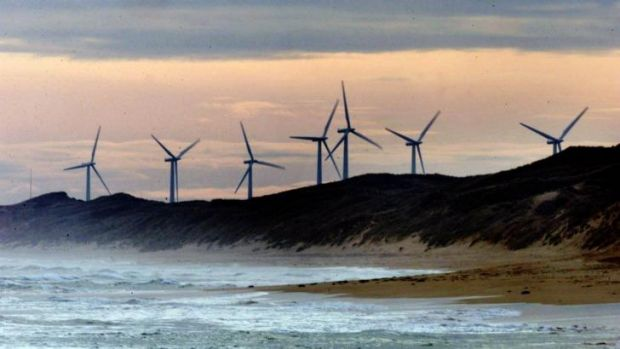 The renewable energy market is being hurt by falling demand for electricity and a lack of certainty in the industry.