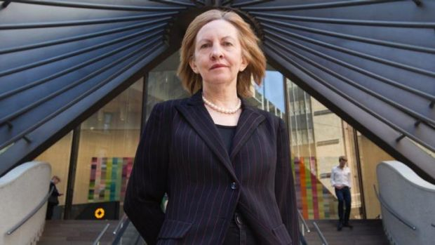 Considering legal action: Mary O'Kane, NSW chief scientist.