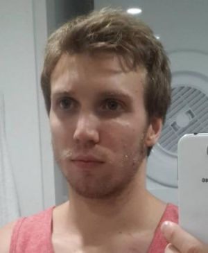 Marcus Volke killed and reportedly dismembered his girlfriend in their Teneriffe apartment before taking his own life.