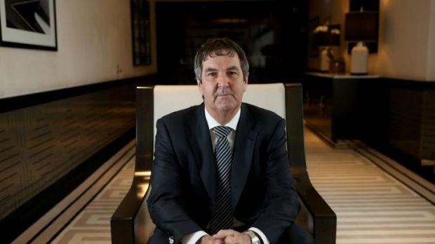 Rowen Craigie, Crown chief executive.