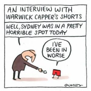 Matt Goulding cartoon