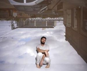 Byron Perry plays with the world in his new dance work Obscura, at Carriageworks.