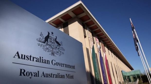 POWER BASE: The Royal Australian Mint plans to reduce greenhouse emissions and electricity costs through environmentally ...