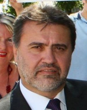 Australian Education Union federal president Angelo Gavrielatos.