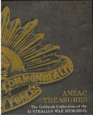 A must-have:<i>Anzac Treasures</i> by Dr Peter Pedersen.
