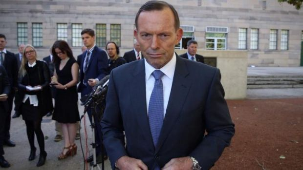 Prime Minister Tony Abbott has said the budget can absorb the cost of Australia's involvement in the Iraq war.