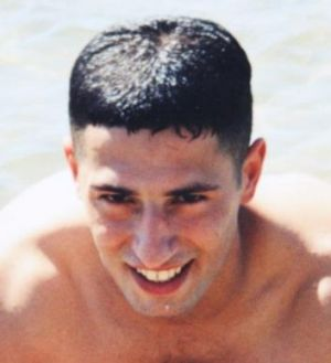 "Got involved with ""bad friends"": Moustafa Assoum, 26, was murdered in 2008."