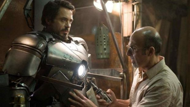 Numerous reincarnations: Robert Downey Jnr suggest Mel Gibson should be <i>Iron Man 4</i> director.