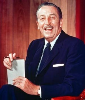 Mouse fear: Walt Disney told Kretzmer he was afraid of mice.
