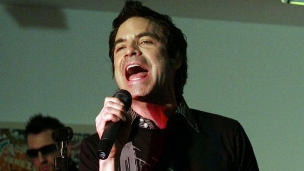 Singer Pat Monahan of the band Train had a 'cooler' idea about how the NRL entertainment should have gone.