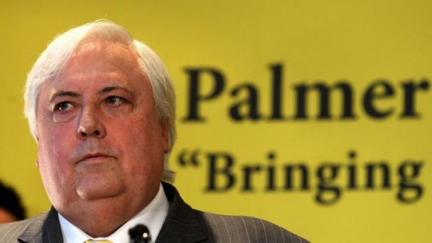 Smaller parties, such as the Palmer United Party, will soon hold the balance of power in Victoria according to Antony ...