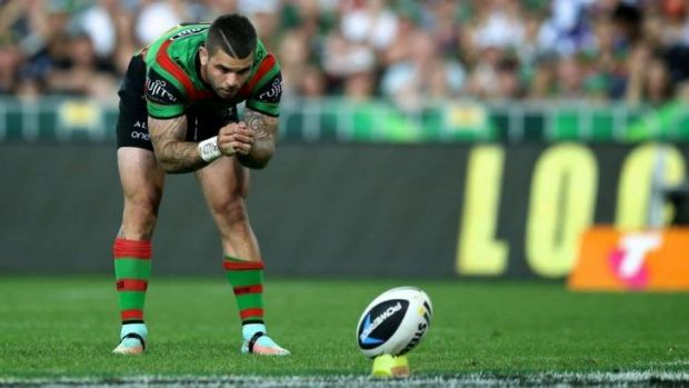 hare brained south sydney 39 s adam reynolds stirs the fans with fake tattoo. Black Bedroom Furniture Sets. Home Design Ideas