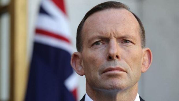 Prime Minister Tony Abbott says Islamic group Hizb ut-Tahrir 'campaigns against Australian values and interests'.