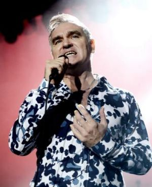Singer Morrissey has undergone four treatments for cancer.
