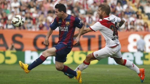 With players like Lionel Messi, left, Barcelona is a powerhouse of world soccer.