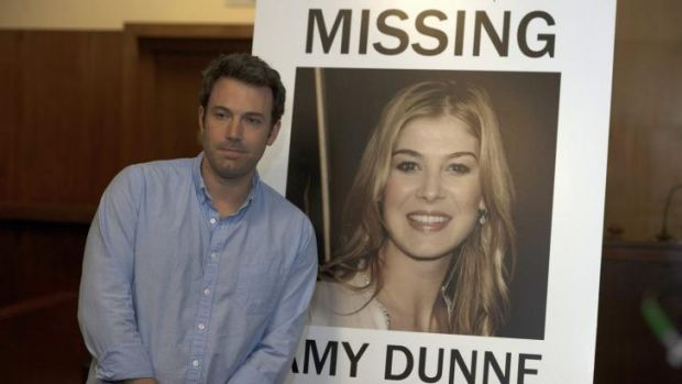 Box office boost: <i>Gone Girl</i> brought in nearly $5 million over the weekend.