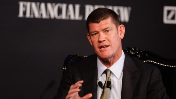 Deep pockets: James Packer could be a game-changer.