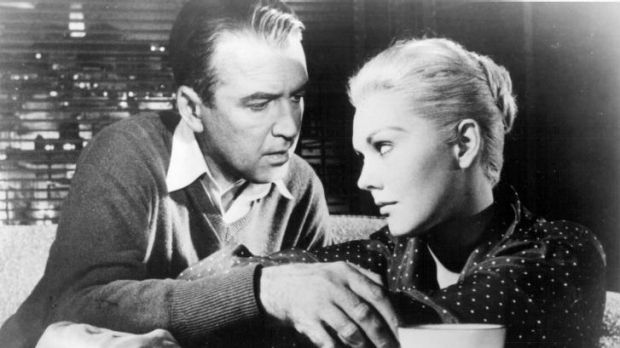 Dizzying: Alfred Hitchcock's <i>Vertigo</i> was a latecomer to the critics' 'best film' lists simply because the first ...