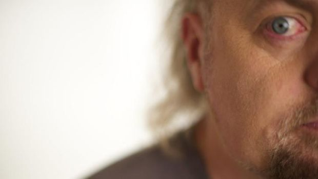 If you're happy and you know it: Comedian Bill Bailey finds joy in the every day, such as watching clouds and eating ...