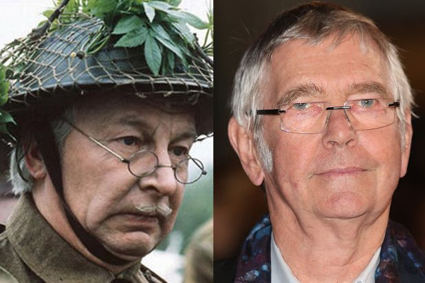 <i>Dad's Army</i>: Lance-Corporal Jack Jones to be played by Tom Courtenay.