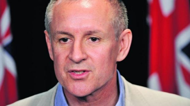 """We will be raising the issue"": South Australian Premier Jay Weatherill."