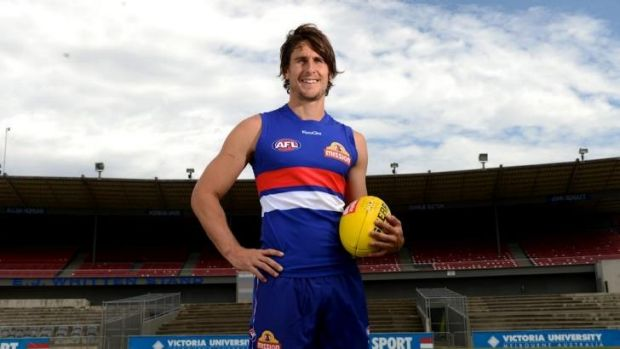 Ryan Griffen wants out of the Western Bulldogs.