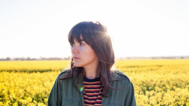 Courtney Barnett's songs  brim with melody and wit.