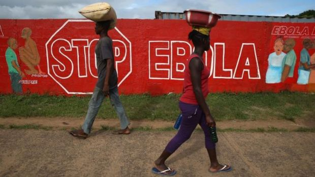 Awareness campaign underway: More than 3200 people have died in West Africa due to the Ebola epidemic, including in Liberia.